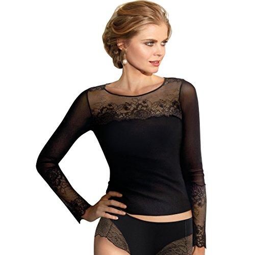 Donna Janira Nero shirt Janira T shirt T w7xPTq6Zq