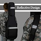 CAHAYA Electric Guitar Bag Premium Padded Gig Bag