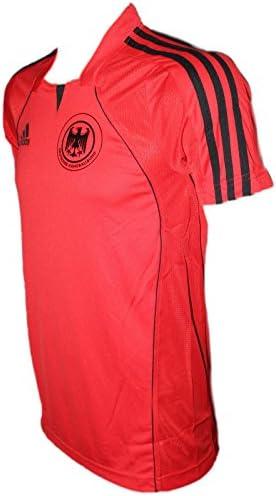 adidas DHB Camiseta nacional Balonmano - Rojo., L: Amazon.es ...