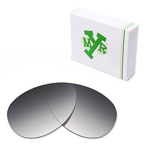 Grey Replacement Lenses - Mryok Polarized Replacement Lenses for Oakley Feedback - Grey Gradient Tint