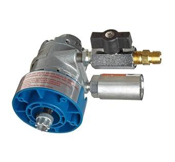 Finish Thompson 107325 S4 1/2 HP Air Motor (40 psi @ 27 cfm) for Drum Pump