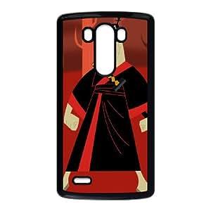 samurai jack cartoon LG G3 Cell Phone Case Black gift pjz003-3887545