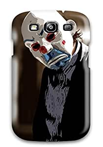 New Cute Funny The Joker Case Cover/ Galaxy S3 Case Cover