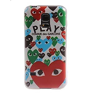 Play Design Soft Case for Samsung Galaxy S5