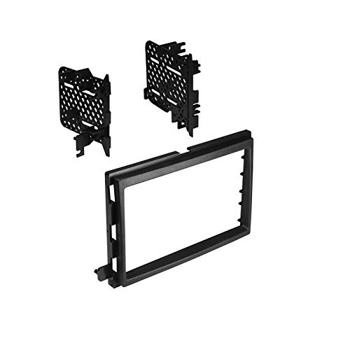 - Carxtc Stereo Install Dash Kit Double Din Fits Ford F-250 (2005-2012), Ford F-350 (2005-2012), Ford F-450 (2005-2012), Ford Super Duty (2005-2012)
