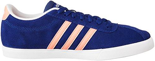 adidas Courtset W, Zapatillas de Deporte para Mujer Multicolor (Tinuni / Brisol / Ftwbla)