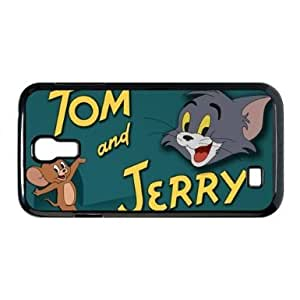 Saot Tal Cartoon Tom and Jerry 3D Hard Plastic Back Case Cover for Samsung Galaxy S4 I9500-TOC-09585