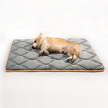 Petsure Orthopedic Dog Crate Pad for Small, Medium, Large Dogs & Cats - 46