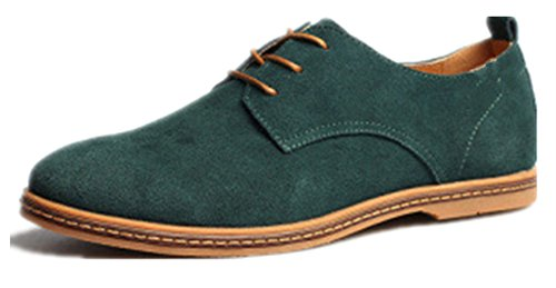48 Men's Bebete5858 Casual Size 50 Shoes 49 Especially Leather Extra Verde Large Men wzRIzq4Z