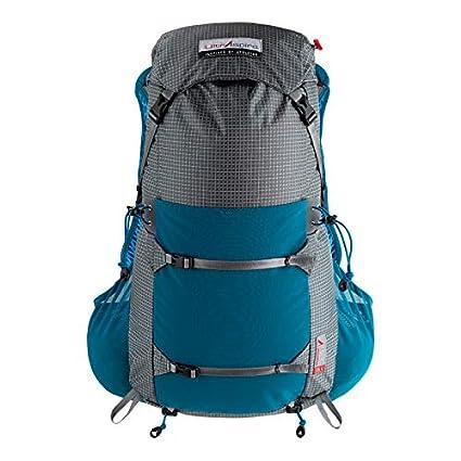 Ultraspire Epic XT Lightweight Hydration Backpack (Emerald Blue, Universal (Chest Size: 28