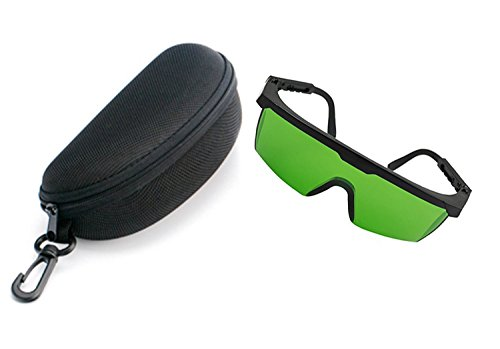 irainy-laser-eye-protection-safety-goggle-glasses-for-red-lasers-with-bonus-hard-case-green