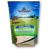 Maca Peruana 100% Pura em Pó 1kg Wenutri