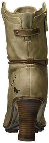 Mustang Vrouwen 1141-609-318 Laarzen Bruin (taupe)