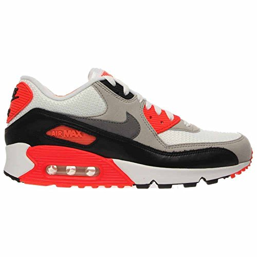 nike air max 90 OG mens trainers 725233 sneakers shoes Infrared-white/Cool Grey/Neutral Grey/Black real sale online choice sale online 5xwgceb