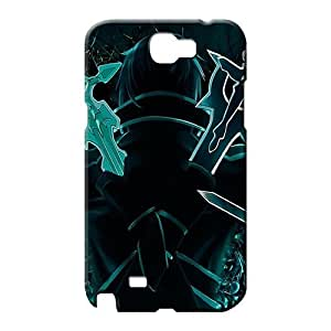 samsung note 2 Highquality Unique Skin Cases Covers For phone mobile phone covers sword art online kirito