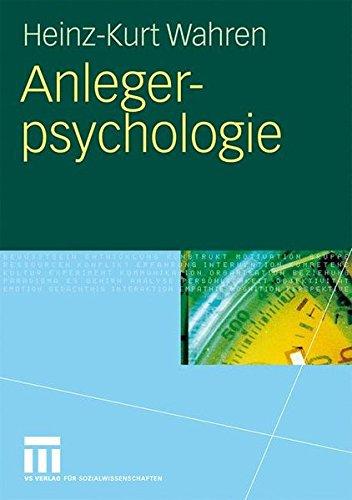 Anlegerpsychologie (German Edition)