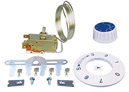 Termostato standard universal Frigorifico VT9