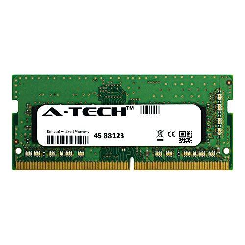 - A-Tech 8GB Module 2666Mhz PC4-21300 260-Pin So-Dimm DDR4 1.2v Non ECC 1rx8 Laptop & Notebook Computer Memory Ram Stick (AT8G1D4S2666NS8N12V)