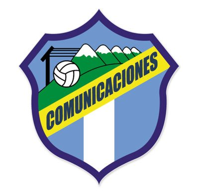 CSD Comunicaciones - Guatemala Football Soccer Futbol - Car Sticker - 4