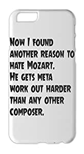 Now I found another reason to hate Mozart. He gets meta Iphone 6 plus case