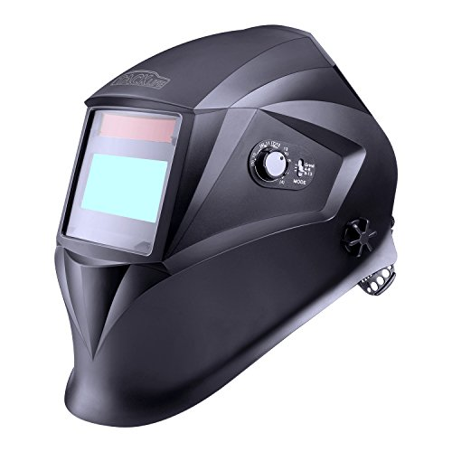 Welding Helmet, Tacklife PAH04D Auto-darkening Welders Helmet with 4...