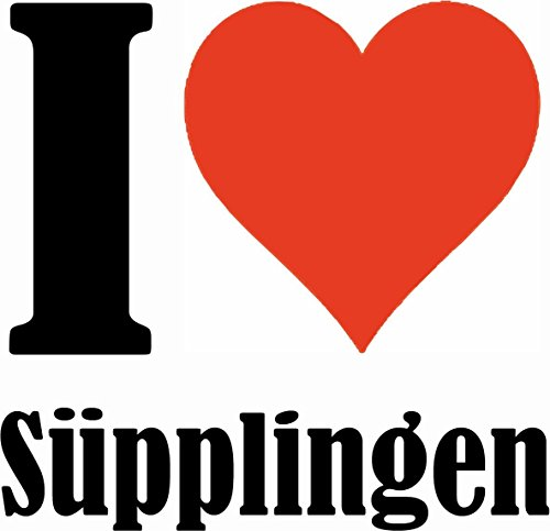"Handyhülle iPhone 4 / 4S ""I Love Süpplingen"" Hardcase Schutzhülle Handycover Smart Cover für Apple iPhone … in Weiß … Schlank und schön, das ist unser HardCase. Das Case wird mit einem Klick auf deine"
