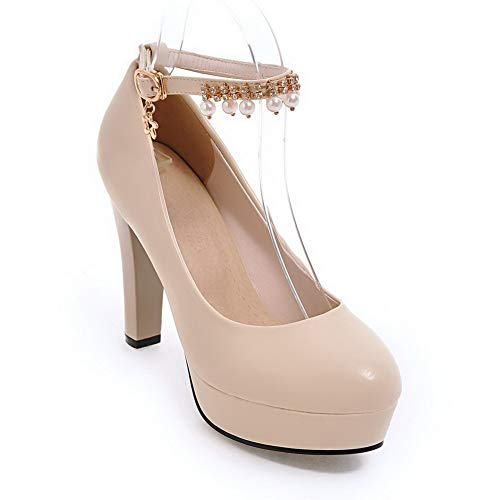 1to9 Plataforma Mms06201 Beige 1to9 Mujer Beige 1to9 Mujer Mms06201 Plataforma 707qrUw