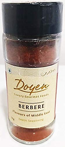 Doyen Berbere Seasoning - Exotic Middle East Seasoning