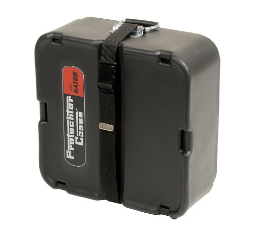 Gator Cases Protechtor Series Classic Tom Case; Fits 14''x 6'' Snare Drum (GP-PC1406SD)