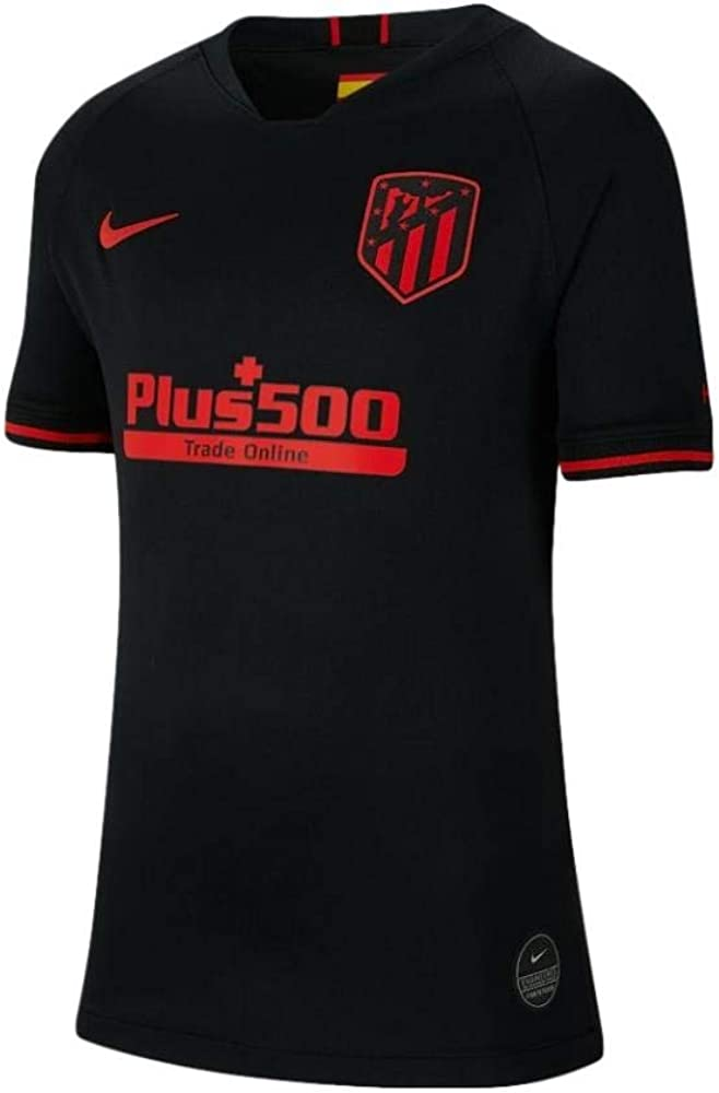 Nike Youth Atletico Madrid 2019//20 Away Soccer Jersey