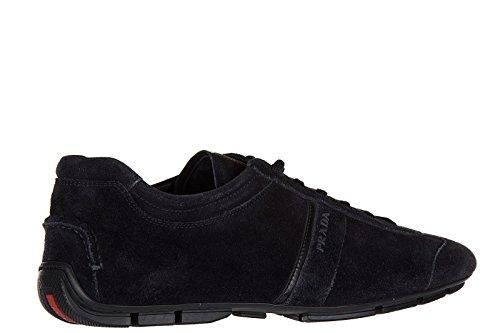 nuevo en zapatos ante deporte hombres de zapatillas blu Prada wSAnqgFZn