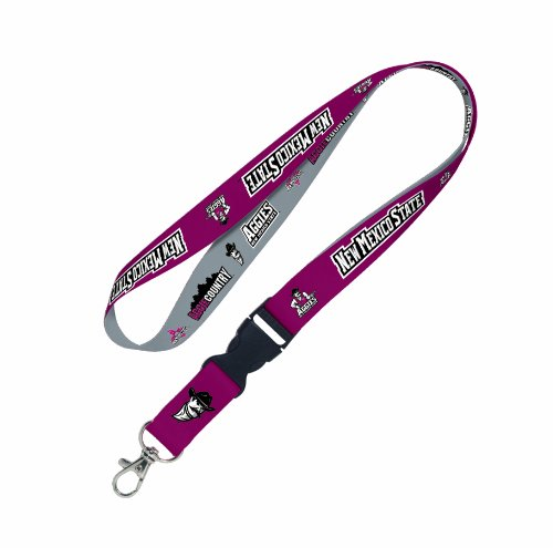 NCAA New Mexico State Aggies Lanyard with Detachable Buckle