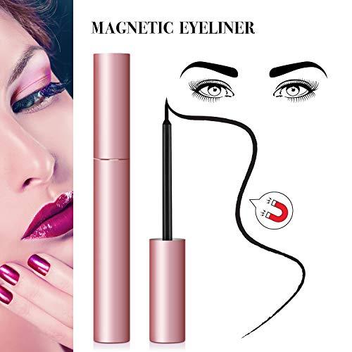 Magnetic Eyeliner, Magnetic Eyeliner With Magnetic Eyelashes, Best Magnetic Eyeliner With Magnetic Eyelashes and Tweezers