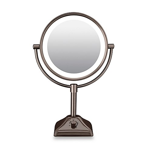 Variable Lighted Mirror Rubbed Conair