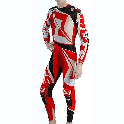 Mots MT2908SR Rider3 Trial Mono, Rojo, Talla S: Amazon.es ...