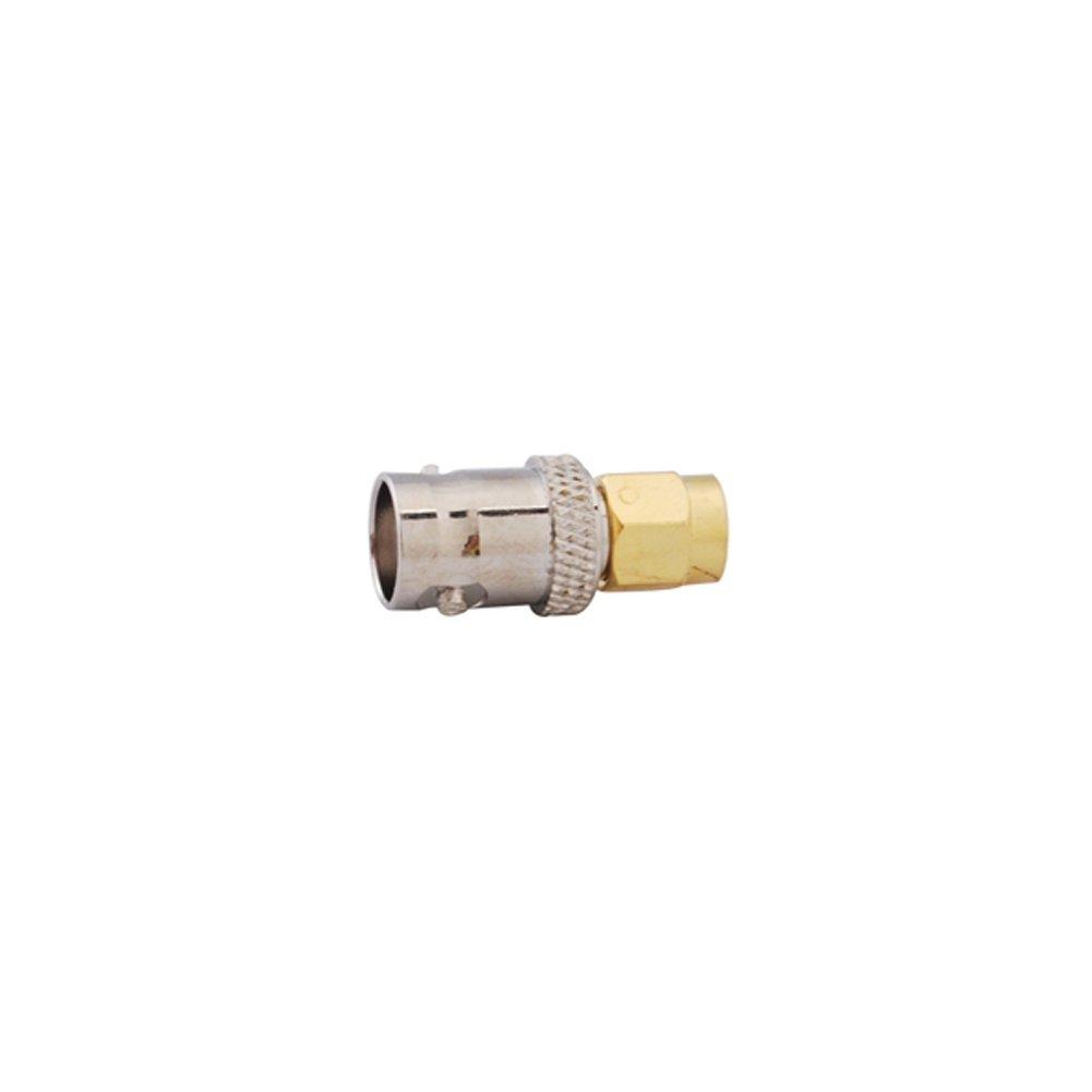10pcs Conversion Adapter N male plug to BNC female jack RA 90° for Communication