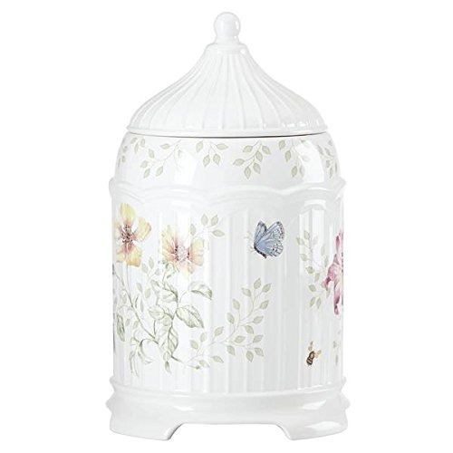 Butterfly Meadow Porcelain Limited Edition Cookie Jar