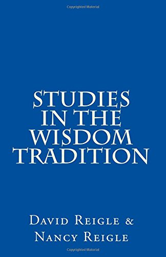Download Studies in the Wisdom Tradition PDF