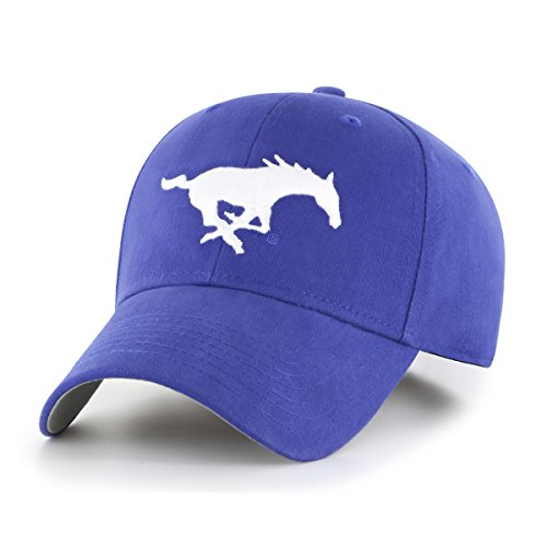 NCAA SMU Mustangs Children Cinch Ots All-Star MVP Adjustable Hat, Toddler, Royal