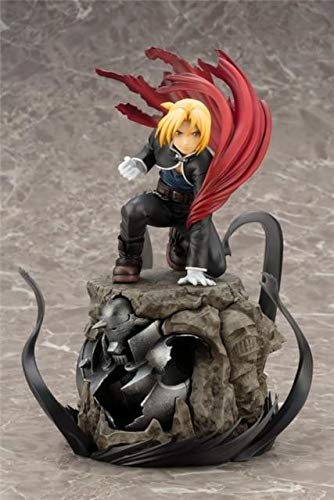 - Anime Collectible Action Figure - Anime Fullmetal Alchemist Edward Elric Japanese Figure Action Collectible Model Toys 22cm - no Box 1 - C28