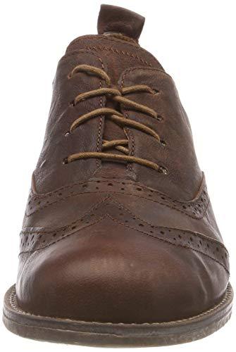 Mujer Brogue para Marr Seibel Zapatos de Sienna Josef Cordones 89 v0w87Y