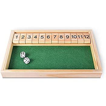 Shut The Box Game by RNK Gaming