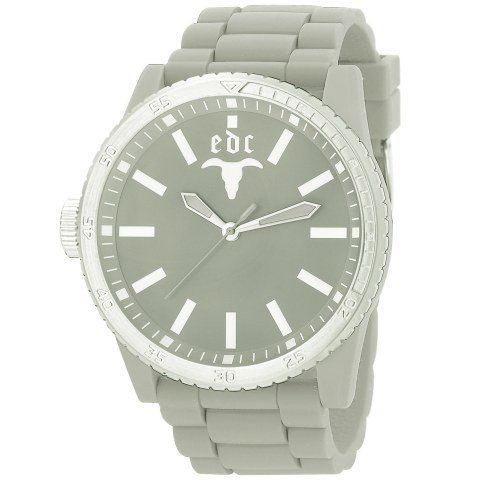 edc by Esprit Rubber Rebel Men's watch very sporty