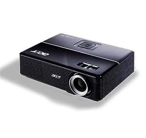"Acer P1203 - Proyector, 3100 Lúmenes del ANSI, DLP, XGA (1024x768), 58.4 - 762 cm (23 - 300 ""), 1 - 11.9 m, 3700:1"