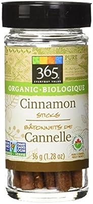 365 Everyday Value Organic Cinnamon Sticks, 1.28 oz