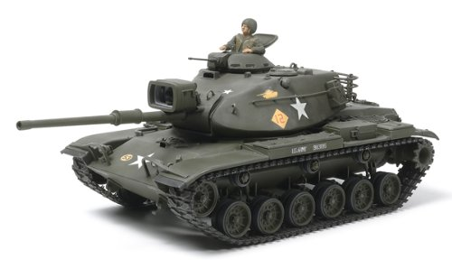 35 Us Army Tank - Scale Limited Series 1/35 US Army M60A1 Tank 25166