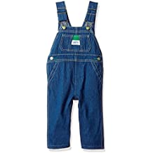 Liberty Boys' Infant Denim Bib Overall