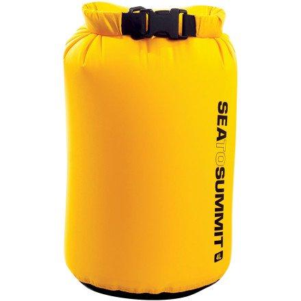 Sea To Summit Lightweight Dry Sack Yellow, 1L, Outdoor Stuffs