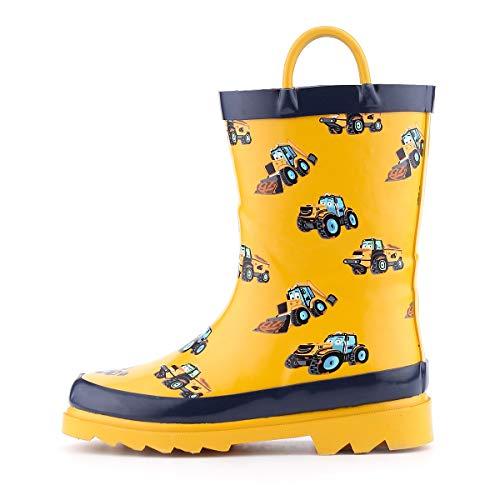 这款可爱的小雨鞋半价了,推荐给美妈们