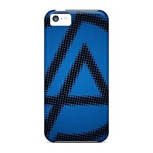 linJUN FENGDefender Cases With Nice Appearance (linkin Park Logo) For iphone 5/5s